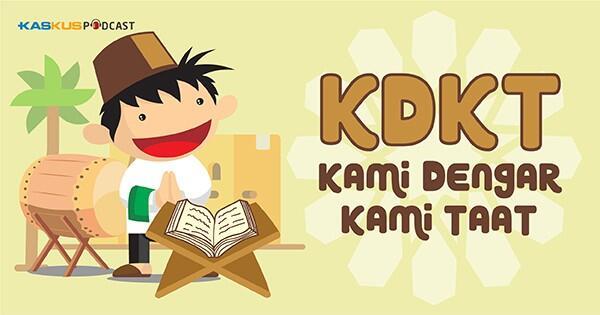 Ramadhan Makin Seru, Sambil Kongkow di 'Teras Ramadhan' KASKUS!