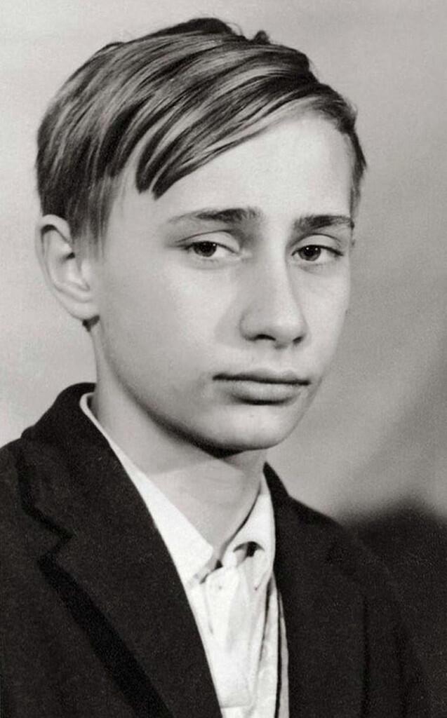 Foto Langka Penampilan Para Pemimpin Dunia Saat Masih Muda