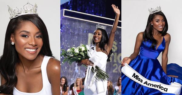 Sejarah Baru GanSis! 3 Ratu Kecantikan Amerika Serikat adalah Wanita Berkulit Hitam!