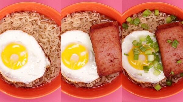 Begini Cara Orang Korea Upgrade Kenikmatan Mie Instannya