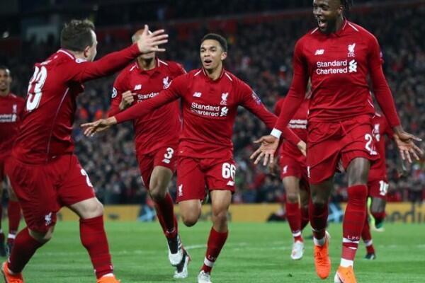 3 Pelajaran Hidup dari Liverpool yang Kalahkan Barcelona