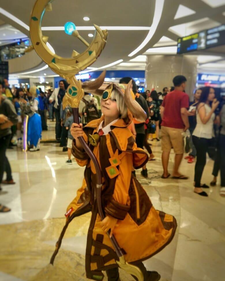 Anime Lovers? Yuk, Gabung di 3 Komunitas Surabaya Ini