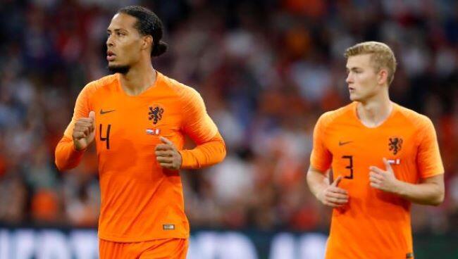 Menebak Klub Matthijs de Ligt Musim Depan... Duet dengan Van Dijk?