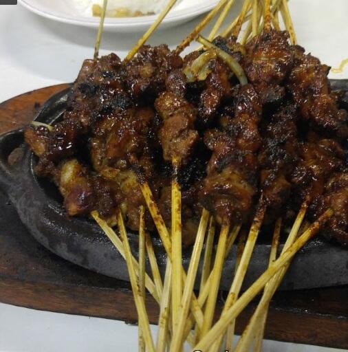 [Wisata Kuliner] Rekomendasi Tempat Makan : Sop Sate Kambing Ayam Bang Kumis Bogor