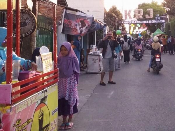 Kampoeng Ramadhan Jogokariyan, Surga Jajajan Takjil di Bulan Puasa