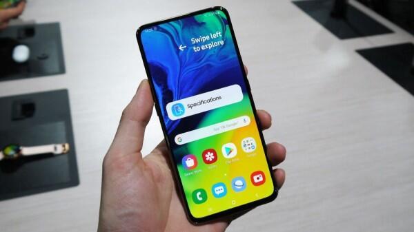 5 Smartphone Samsung Terbaik dengan Fingerprint Dalam Layar