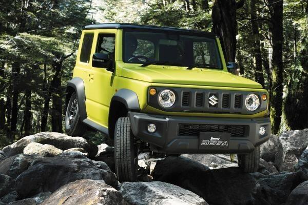 Suzuki Segera Merilis Jimny, Penjualan 3 SUV Ini Bakal Terancam?