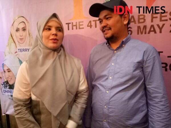 Serunya Ngabuburit di Hijab Festive Week 2019, Bazarnya Para Artis
