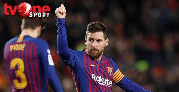Barcelona Butuh Dukungan Suporter