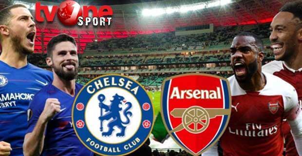 Fans Chelsea dan Arsenal Dibatasi Tiket Final Liga Europa