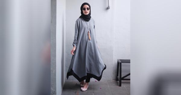Inspirasi Style Hijab Kece Untuk Sista Para Pemilik Tubuh Kurus!