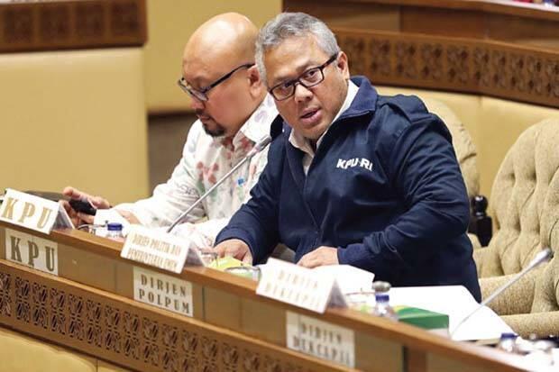 Komisi Pemilihan Umum Yakin Rekapitulasi Hasil Pemilu Tepat Waktu
