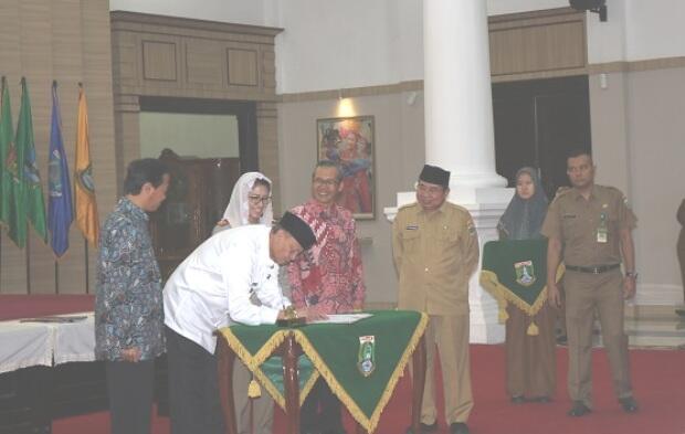 Gandeng KPK, Gubernur Banten Tertibkan Aset Tanah Untuk Tingkatkan PAD