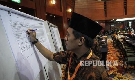 Jokowi-Ma'ruf Unggul 2 Juta Suara di 8 Provinsi