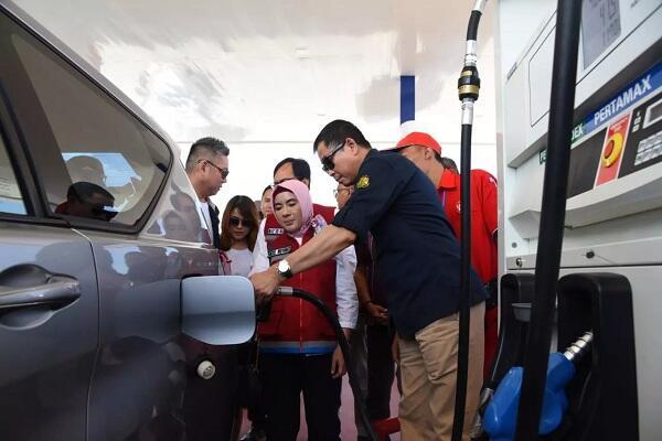 Menjelang Lebaran, BBM Jalur Mudik Lintas Jawa Dipastikan Aman