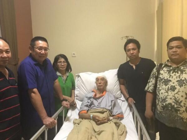 Cerita Teddy Lolos dari Maut saat Bom Mengguncang Gereja Surabaya