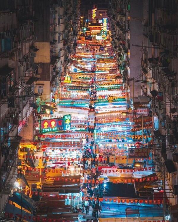 7 Tempat Instagramable di Hong Kong, Kece Abis!