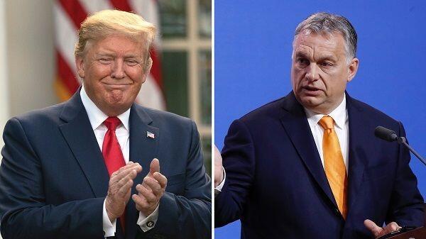 Trump Bertemu PM Hongaria Di Gedung Putih, Ini Isi Pembahasannya