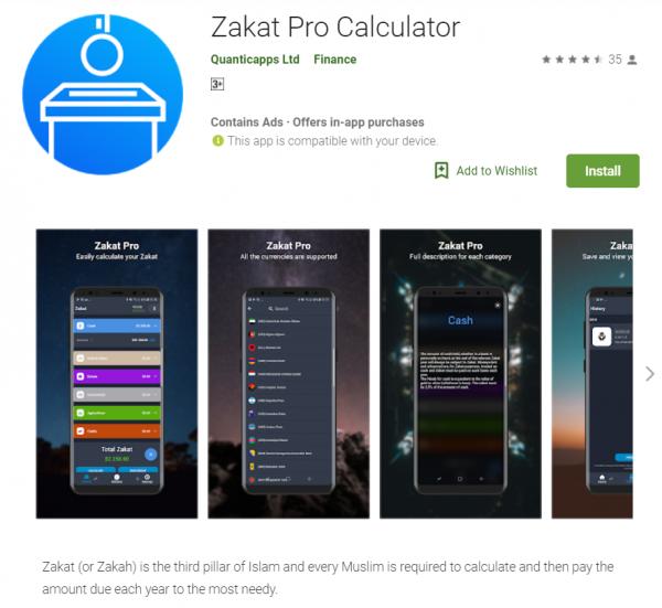 11 Aplikasi Hitung Zakat, Segera Siapkan Sebelum Terlambat Menunaikan!