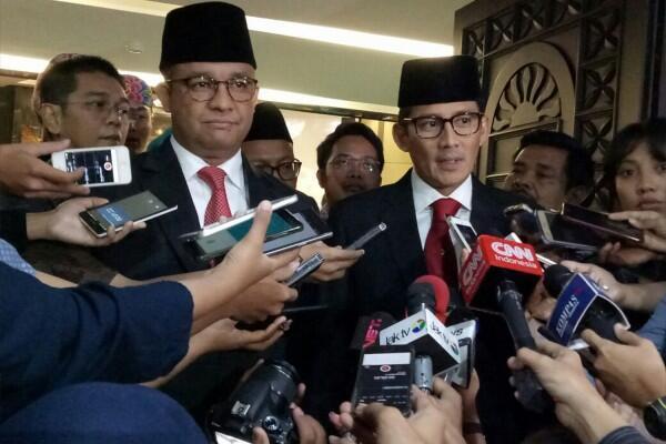 Anies Harap DPRD DKI Segera Tentukan WagubUsai Pileg 2019