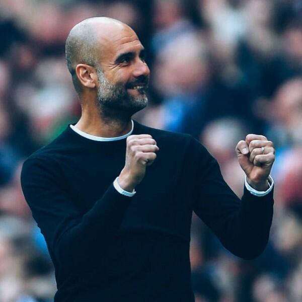 Guardiola Targetkan Manchester City Cetak Hattrick Gelar Liga Inggris