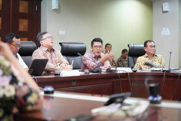Wujudkan Pemindahan Ibu Kota, Misbakhun: DPR Siap Merevisi Prolegnas