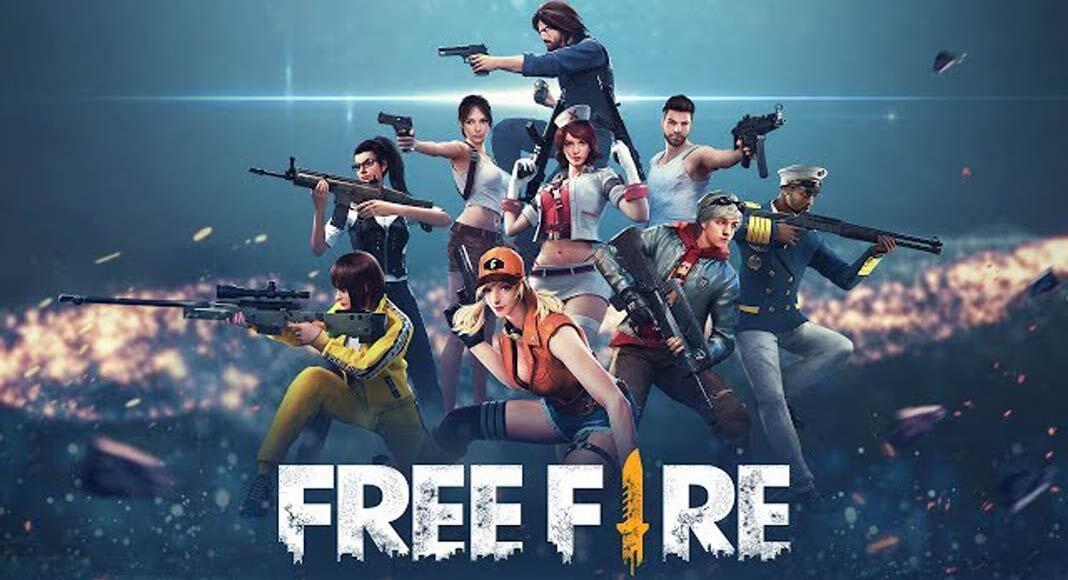 Free Fire Menjadi Game Terpopuler NO.1 di Play Store Saat ini