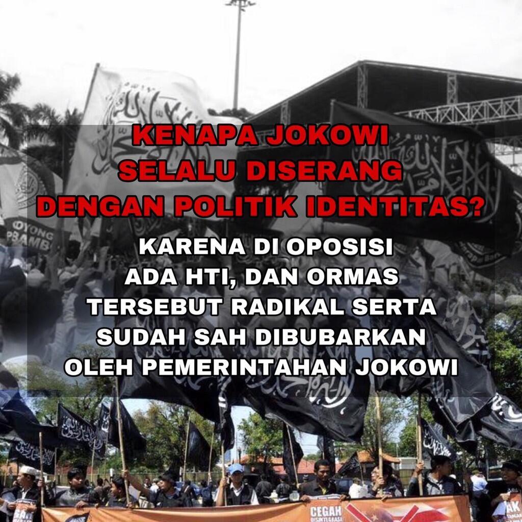 Serukan Jihad Politik, Mengapa Pemerintahan Jokowi Dimusuhi Ormas Islam Radikal?