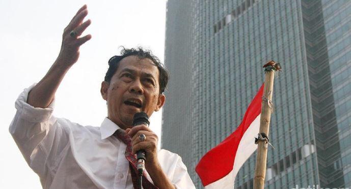 "Tulisan Sri Bintang Pamungkas Soal ""MAKNA KUDETA TERSELUBUNG"""