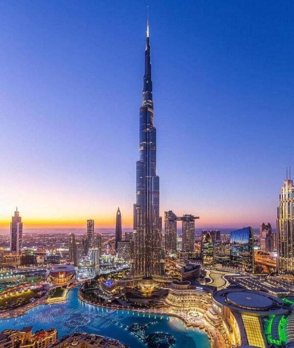 6 Fakta Menarik Burj Khalifa, Bangunan Tertinggi di Dunia