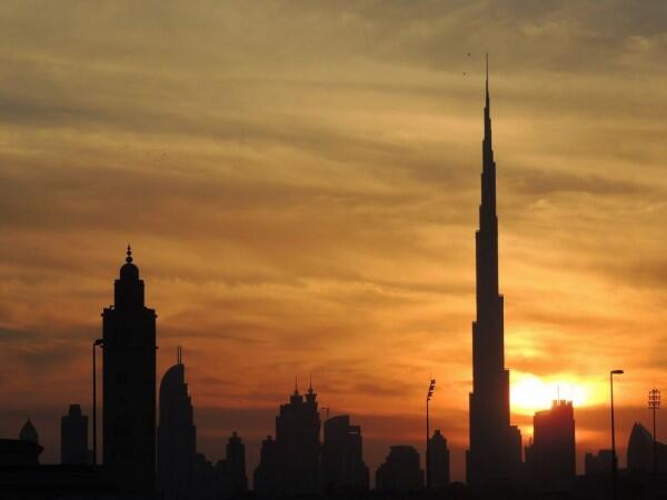 5 Keunikan Ramadan di Burj Khalifa, Gedung Pencakar Langit Dubai