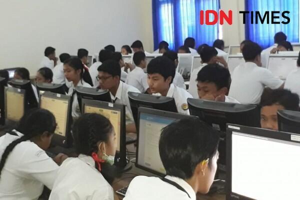 Nilai UNBK SMA Tertinggi Diraih Provinsi Yogyakarta