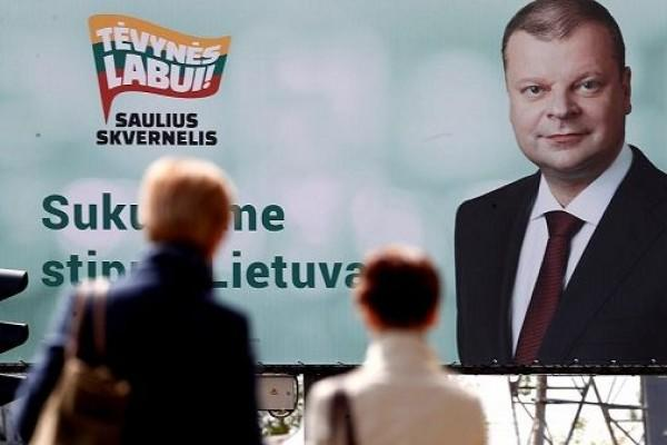 Kalah Pilpres, PM Lithuania Akan Mundur Dari Jabatan