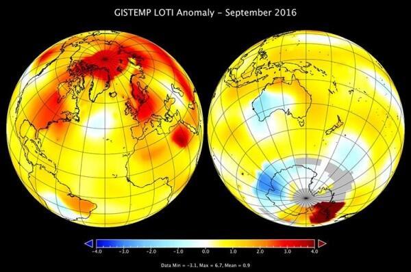 Ngeri, Ini 7 Hal yang Perlu Kamu Tahu tentang Perubahan Iklim Global!