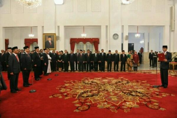 Soal Zaken Kabinet, Ma'ruf Amin: Partai Juga Punya Ahli