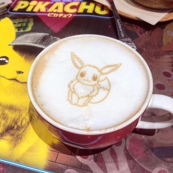18 Potret Makanan Tema Pokemon yang Gemesin Banget, Bikin Ngiler!