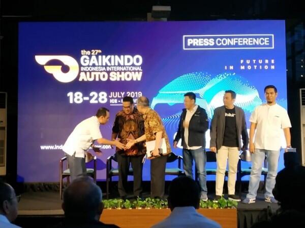 Gaikindo Optimistis Penjualan Mobil Bergeliat Lagi