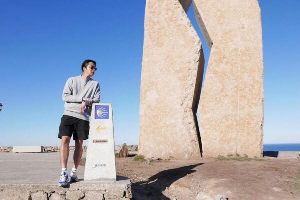 10 Potret Liburan Jung Il Woo Ala Backpaker di Eropa, Keren!