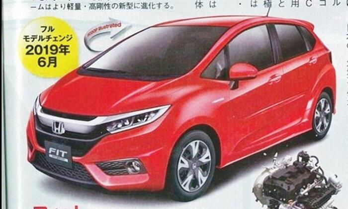 Honda Jazz Gen 4 Mau Meluncur Oktober 2019 Gan