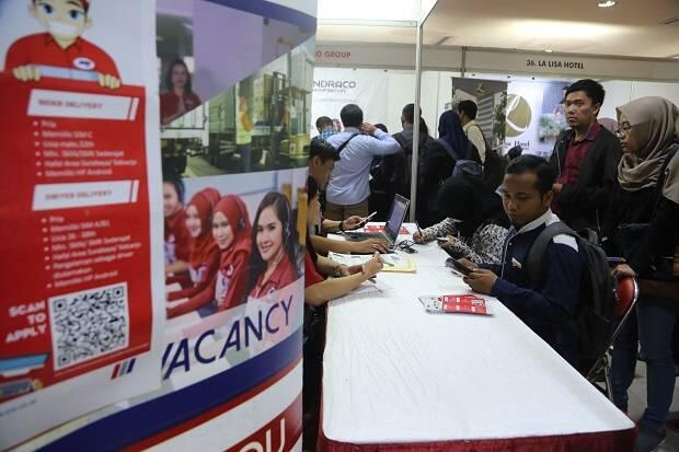 Bursa Efek Kerja Terbuka 2019, Kembali Dibuka