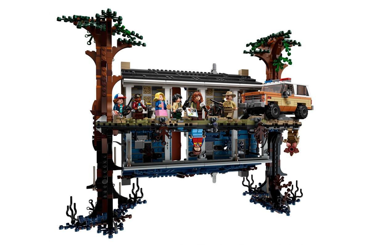 "Jelang Season Terbaru, LEGO Rilis Set Terbaru Versi ""Stranger Things"" Bungkus!"