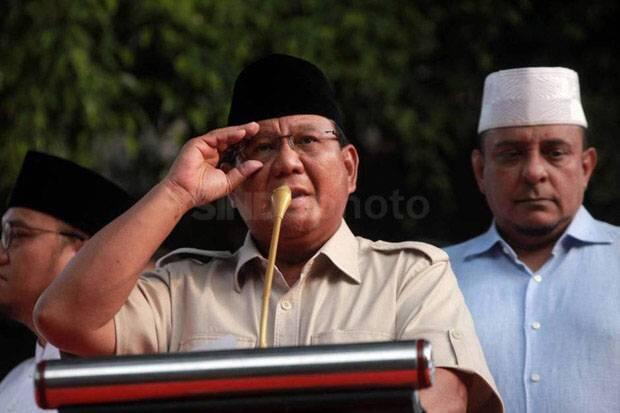Prabowo Tolak Hasil Penghitungan, KPU Siap Adu Bukti