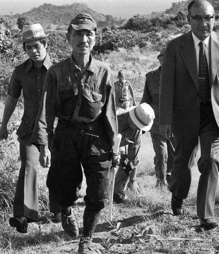 Hiroo Onoda, Intelijin Jepang yang Anti Menyerah pada Sekutu