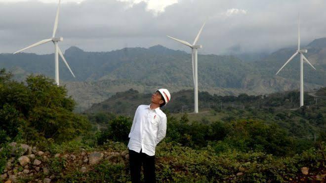 Pembangkit Listrik Tenaga Angin Sangat Cocok Di Indonesia ?