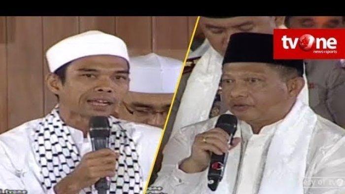 Reaksi Tito Karnavian saat Diminta UAS untuk Menjelaskan Penangkapan yg Pilih-pilih