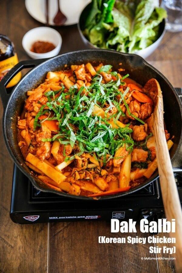 Dari yang Pedas Hingga Berkuah, Ini 8 Sajian Ayam Khas Korea