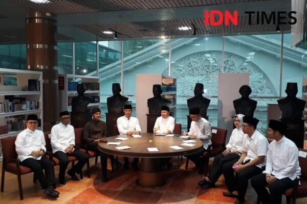 8 Kepala Daerah Bertemu AHY diMuseum Kepresidenan Bogor, Ada Apa?