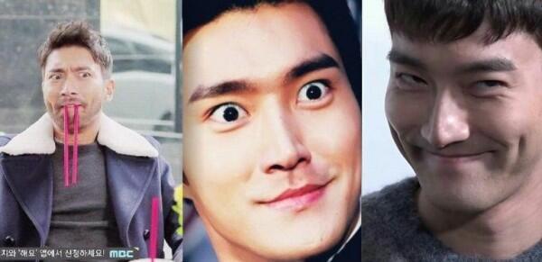 Bikin Ngakak, 10 Wajah Idol Pria Ini Sering Jadi Bahan Meme Oleh Fans
