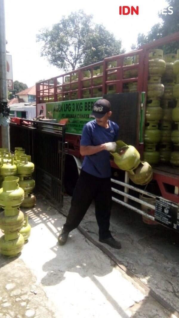 PT Pertamina Pastikan Pasokan LPG 3 Kg Aman Hingga Idulfitri