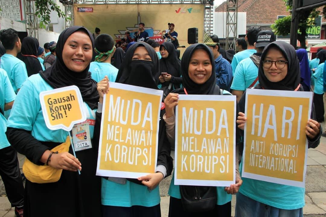Komunitas-Komunitas Untuk Mengembangkap Sikap Anti-Korupsi di Jakarta